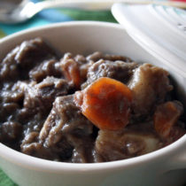 Beef and Stout Stew   EvinOK