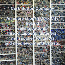 Cork Button Company, Cork City, Ireland | EvinOK.com