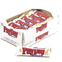 Pay Day Candy Bars and Affiliate Links | EvinOK