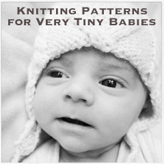 Knitting Patterns For Premature Babies : Spring Stitches Knitting   Sewing   Creating
