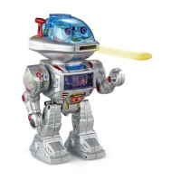 Everyone needs a toy robot, right?