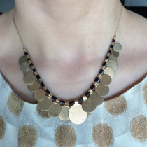 Make Do and Mend: Broken Cleo Necklace Clasp