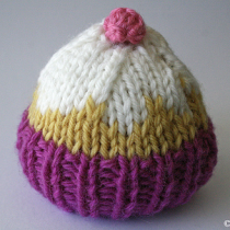 Fat-free Cupcakes? Knitted, Crocheted or Embroidered, That Is.