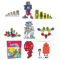robot birthday gifts