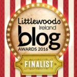 EvinOK is a Finalist in the Littlewoods Ireland Blog Awards 2016