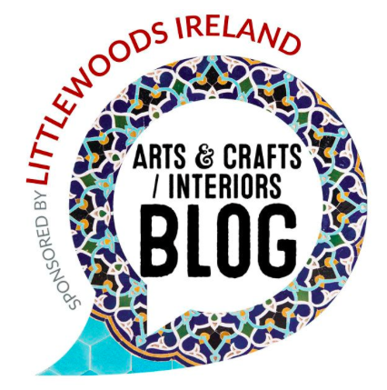 Littlewoods Ireland 2016 Blog Awards – Arts Crafts Interiors Blog Finalists | EvinOK.com