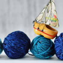 What's on the Horizon in Your Knitting Queue? | EvinOK