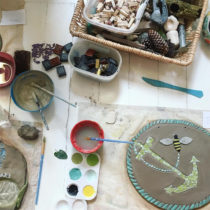 Pottery Painting Hen Party | EvinOK