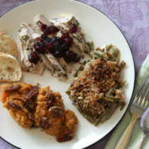 Holiday feast | EvinOK.com