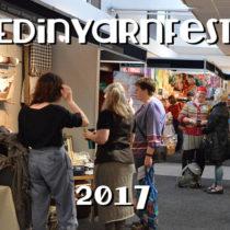 Edinburgh Yarn Festival 2017 | EvinOK.com