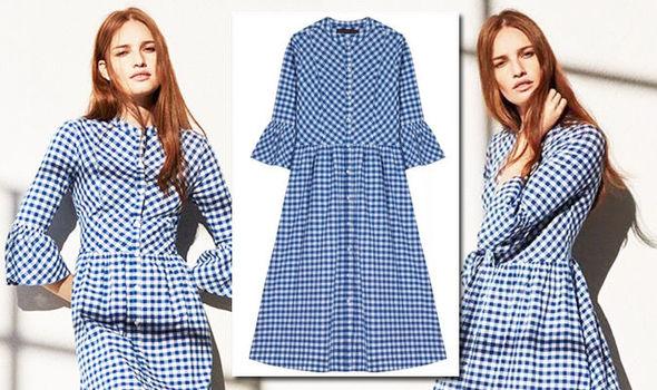 Primark Gingham Dress
