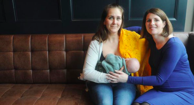 Feeding problems: Breastfeeding in Ireland with Orla Dorgan via Irish Examiner