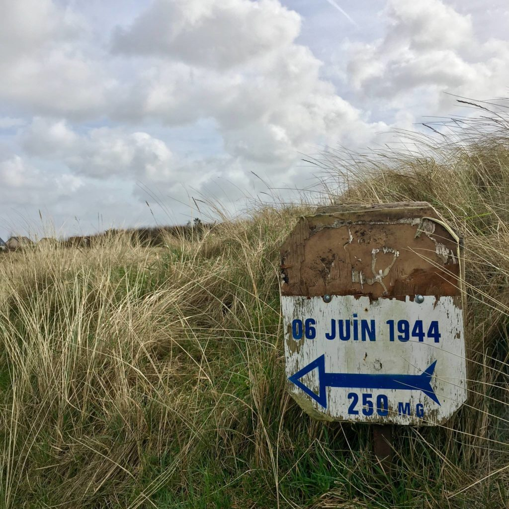 Utah Beach, Holiday in Normandy, France | EvinOK