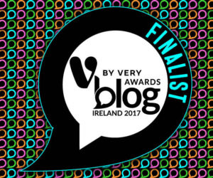 Blog Awards Ireland 2017 Finalist | EvinOK