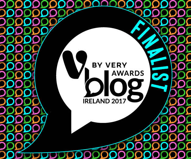 2017 Blog Awards Ireland Finalist