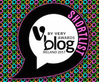 2017 Blog Awards Ireland Shortlist