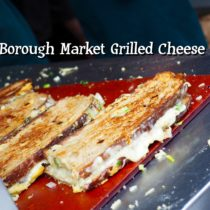 Caitlin's photo of Borough Market Grilled Cheese