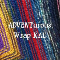 ADVENTurous Wrap KAL