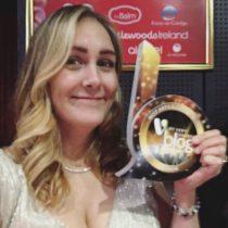 Gold Award for Best Personal Arts & Crafts Blog in Ireland 2017 | EvinOK