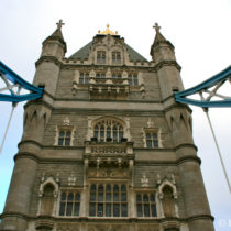 Tower Bridge, London, England | EvinOK