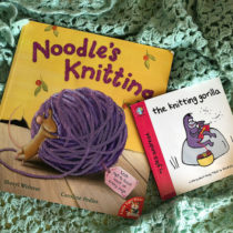 Children's Books with Knitting Themes | EvinOK.com