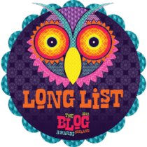 Blog Awards 2018 Longlist Blog | EvinOK