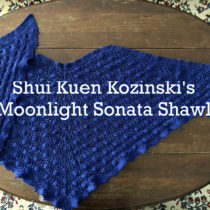 Shui Kuen Kozinski Moonlight Sonata Shawl