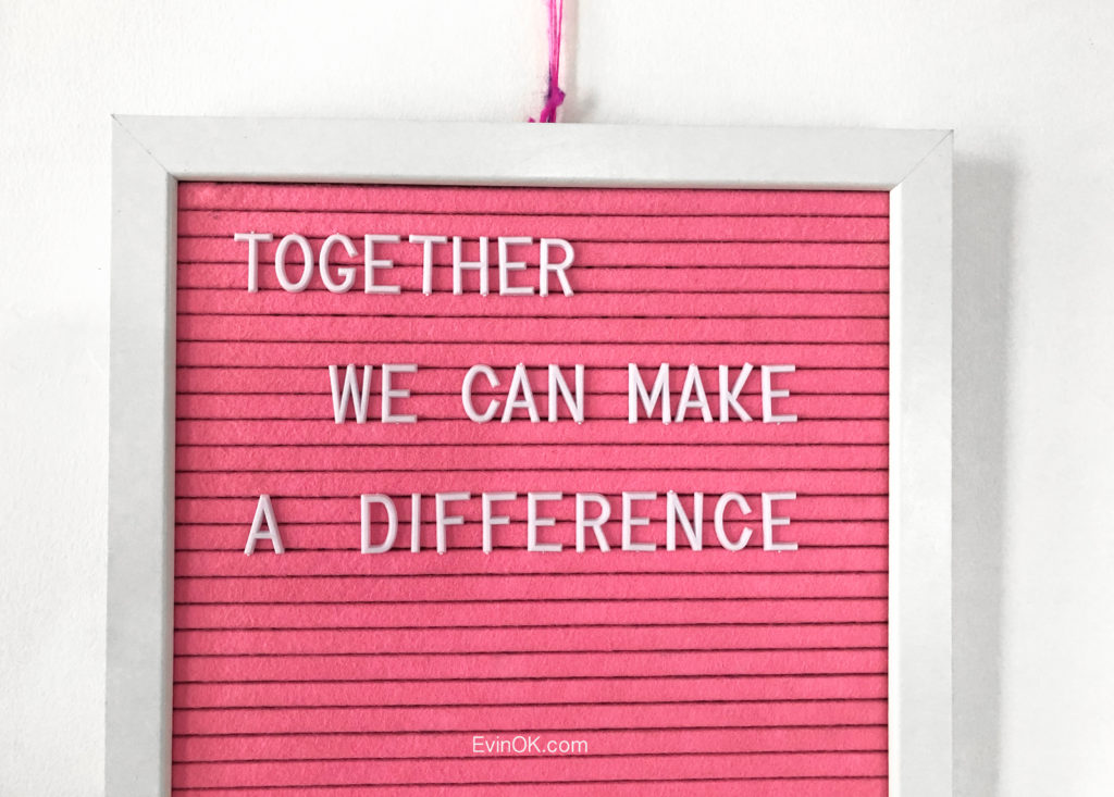 Together We Can Make A Difference – Breast Cancer Awareness and Chemo Knitting Patterns | EvinOK