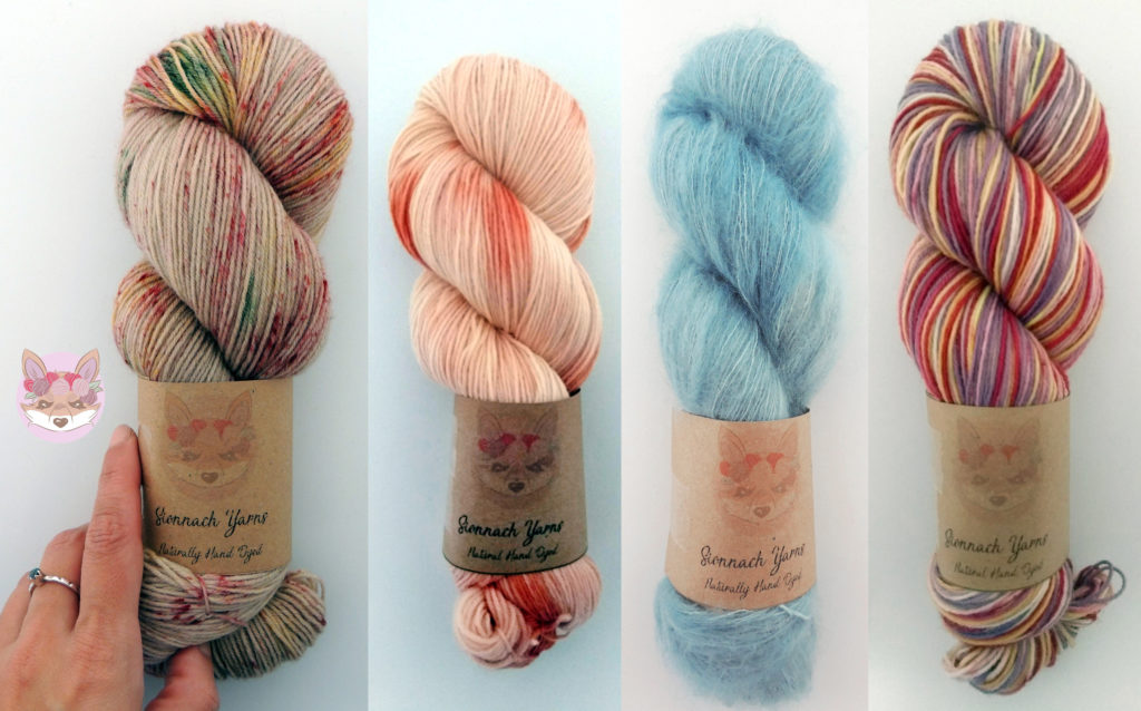 Sionnach Yarns - Bases