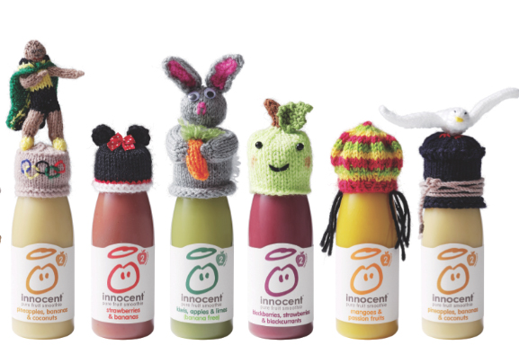 Innocent The Big Knit for Age Action