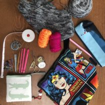 My Travel Knitting Kit | EvinOK