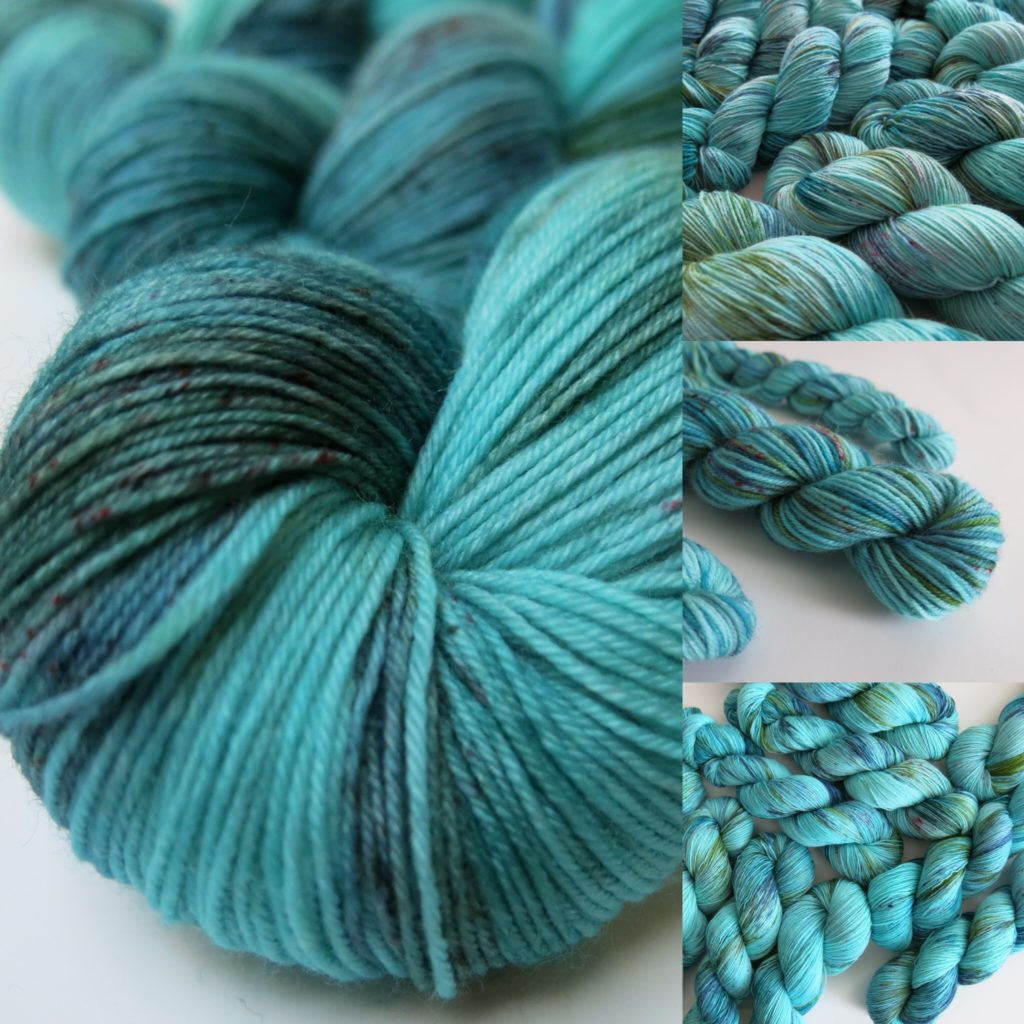 Interview with My Mama Knits yarn hand-dyer | EvinOK