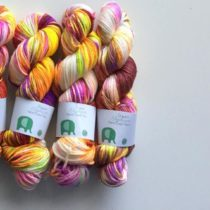 Interview with Green Elephant yarn hand-dyer | EvinOK