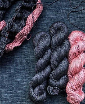 Interview with Helen of The Wool Kitchen, yarn hand-dyer | EvinOK