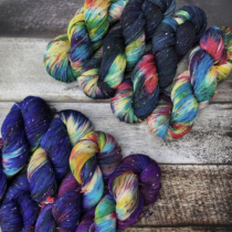 Interview with Yoriko Oki of Fibre Art Studio, yarn hand-dyer | EvinOK
