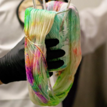Interview with Martin's Lab, Hand-dyer