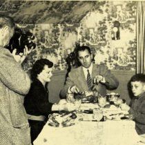 Thanksgiving Dinner - Source Archives of Cranberry Magazine