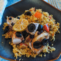 Homemade Chicken Tagine | EvinOK