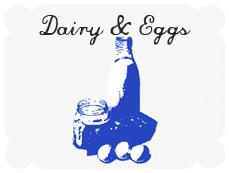 EvinOK Dairy & Eggs Recipes | EvinOK.com