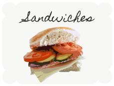 EvinOK Sandwich Recipes | EvinOK.com