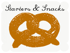 EvinOK Starters & Snacks Recipes | EvinOK.com