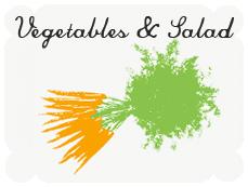 EvinOK Vegetables & Salads Recipes | EvinOK.com