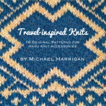 Travel-inspired Knits Cover