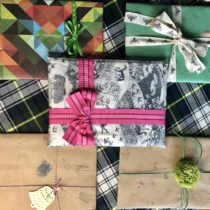 Creative Gift Wrapping for Books   EvinOK