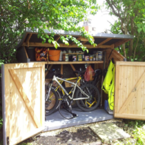 How to make bike storage a design statement
